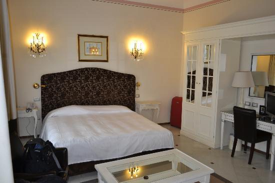 FH Villa Fiesole Hotel: stanza da letto