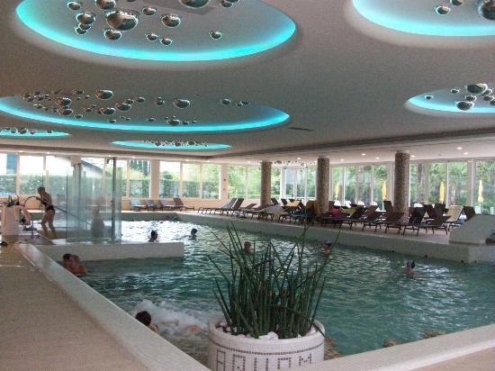 Terme Venezia Hotel: piscina termale interna