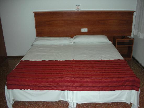 Catalunya Express: Il letto