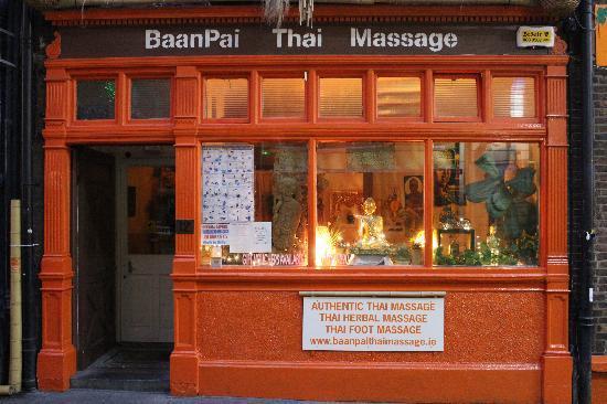 BaanPai Thai Massage: BaanPai Authentic Thai Massage