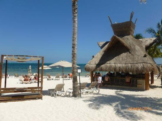 Villa del Palmar Cancun Beach Resort & Spa : plage