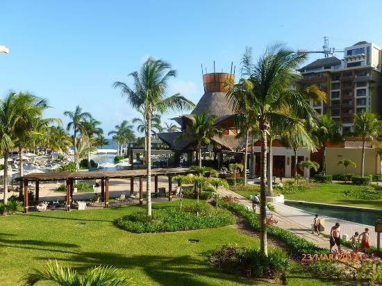Villa del Palmar Cancun Beach Resort & Spa : site
