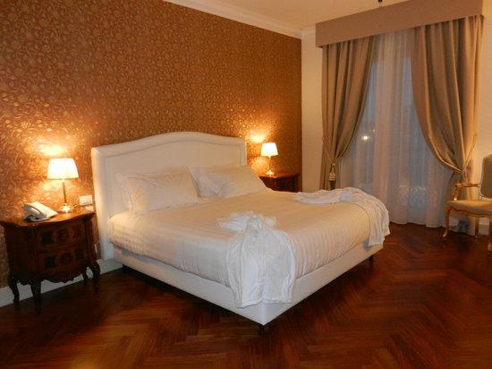 Hotel Villa Michelangelo: Junior Suite