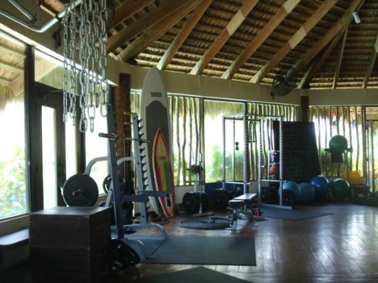 Extreme Hotel: Gym
