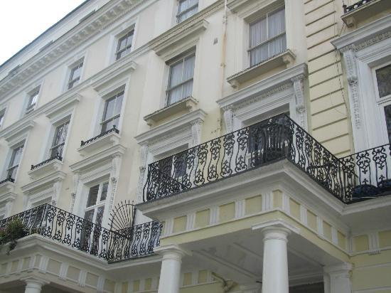 Kensington Court Hotel Notting Hill: hotel