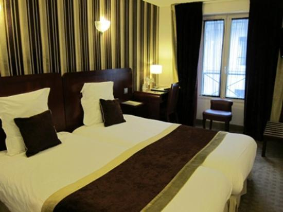 Hotel Opera d'Antin: new and comfort