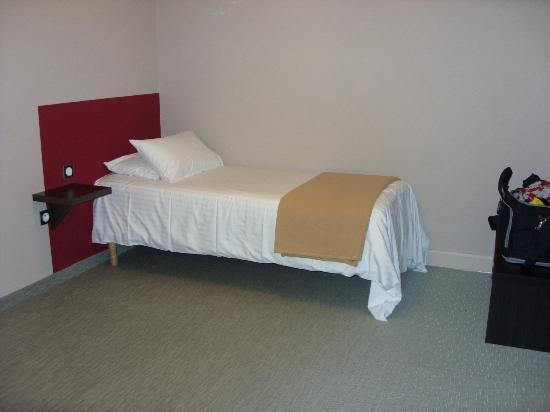 Hotel Restaurant Eden Park : Disabled room - single bed
