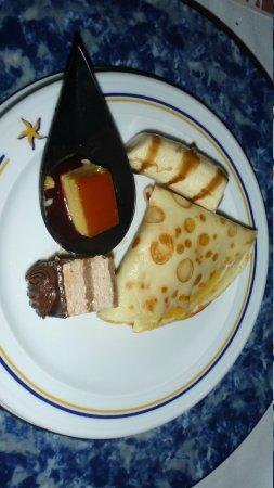 Iberostar Grand Hotel Bavaro: Fresh crepes