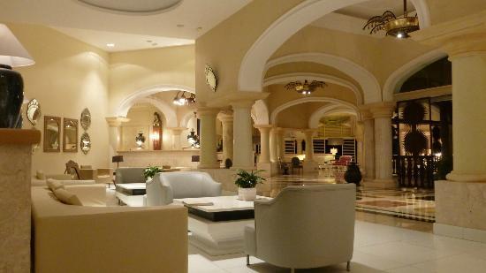Iberostar Grand Hotel Bavaro : Hotel lobby