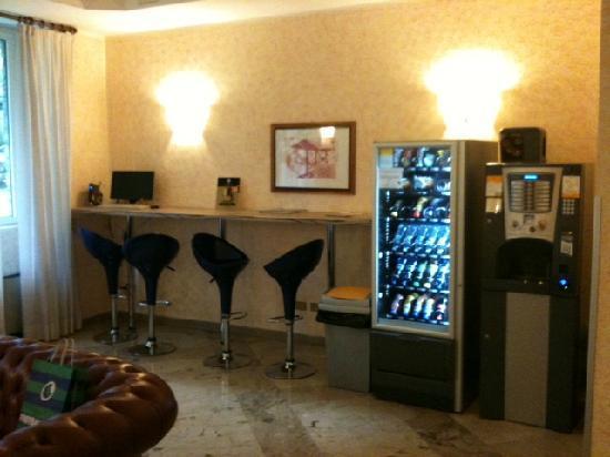 Residence Biancacroce: Lobby