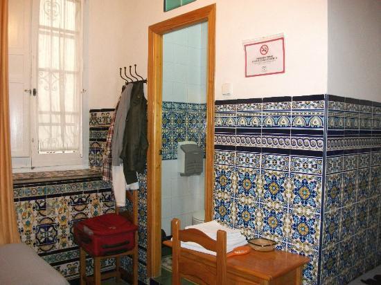 Hostal Lis: Entrata bagno