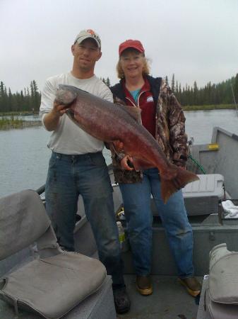 Fishology Alaska : Kasilof King