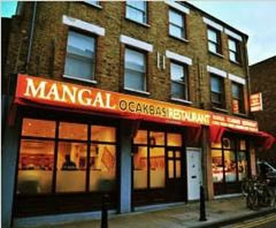Photo of Turkish Restaurant Mangal Ocakbasi Restaurant at Off Stoke Newington Road 10 Arcola Street, London E8 2DJ, United Kingdom