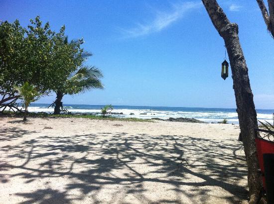Playa Cielo: View from Habanero