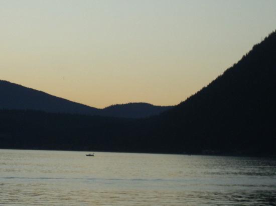 Shuswap Lake照片