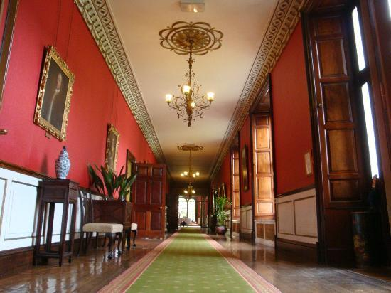 Swinton Park: Grand Hall Way