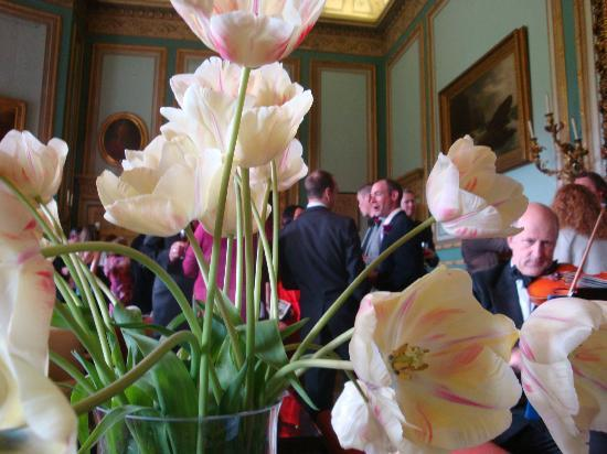 Swinton Park: Drawing Room