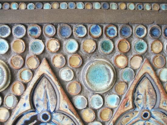 Context Paris Tours : Detail St. Jean de Montmartre