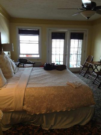 Apalachicola River Inn: Room 15.