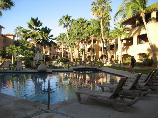 La Jolla de Los Cabos: Pool area