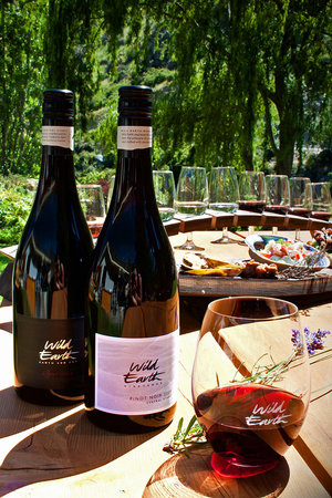 Wild Earth Outdoor Kitchen & Cellar Door: Wine & Food Simply Made for You