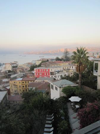 زيرو هوتل: View from our room!
