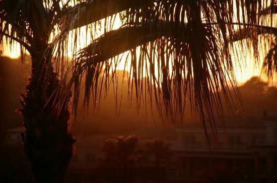 Insotel Cala Mandia Resort & Spa: Sonnenuntergang Balkon