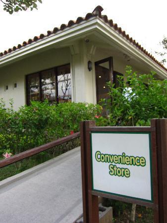 The Busena Terrace : 輸入品のお菓子が勢揃い。おされ~~♪