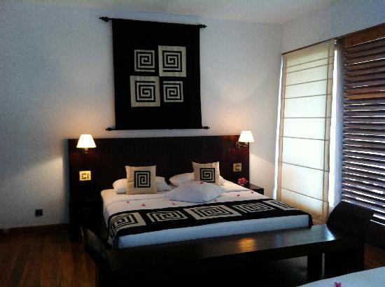 Weligama Bay Resort: Lovely Junior Suite overlooking Garden and Ocean