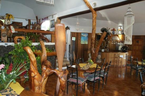 Chez Maria Goretti : Salle à manger