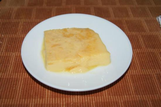 Chez Maria Goretti : Dessert