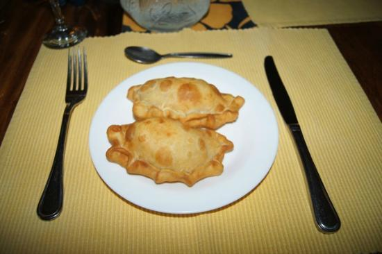 Chez Maria Goretti: Empanadas chez Maria