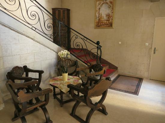 Hotel le Medieval : Un cadre historique .