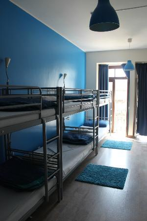 Porto Downtown Hostel: 6 pax dorm