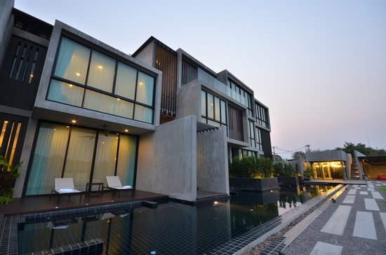 Zensala Riverpark Resort: Hotel Architecture