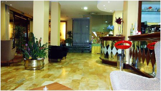 Reception Hotel Sirius Riccione