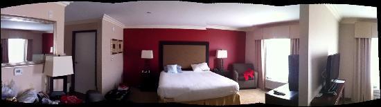 Holiday Inn Express & Suites Twentynine Palms- Joshua Tree: View of room