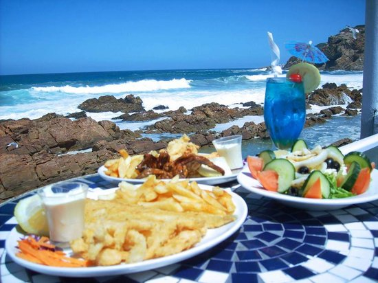 Best Seafood Restaurant In Mossel Bay