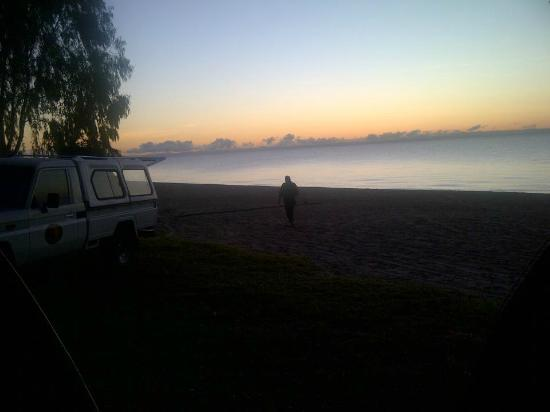 Fish Eagle Bay Lodge: Sunset