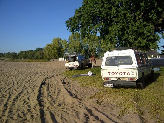 Fish Eagle Bay Lodge : Campsite