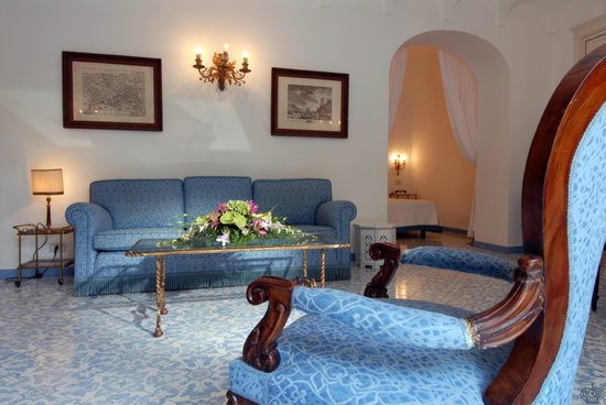 Hotel 'A Pazziella: Family Room