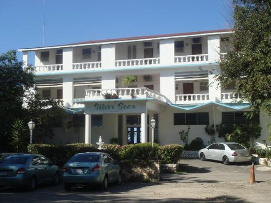 Silver Seas Resort Hotel: Frente del hotel
