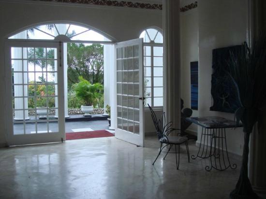 Jamaica Palace Hotel: Hall de entrada