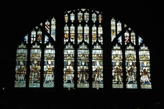 Coventry, UK: The Grand Window (Kings of England)