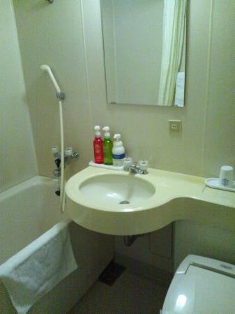 Hotel Sun Shine: 浴室です