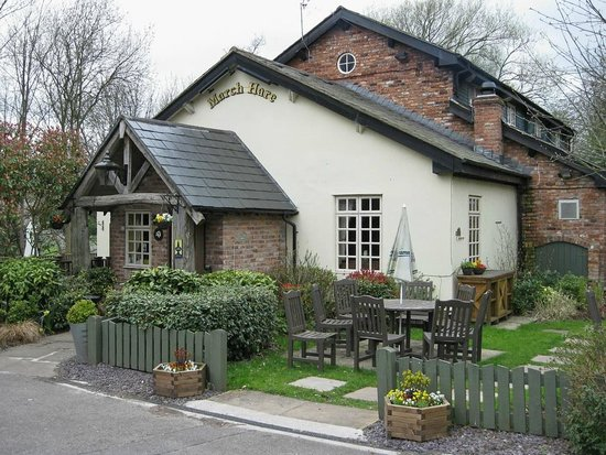 Стокпорт, UK: The March Hare, Cheadle Hulme