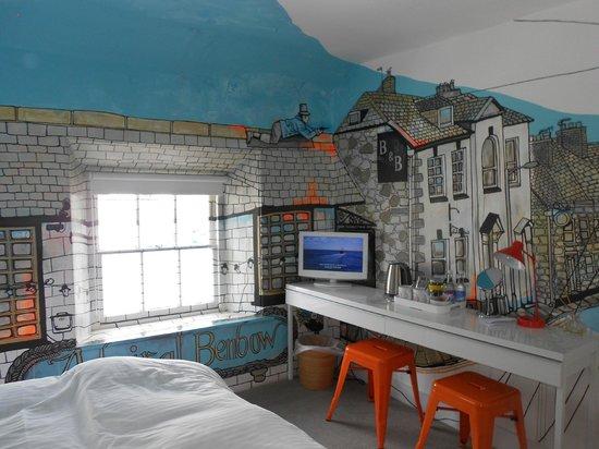 Artist Residence : Jo Peel room