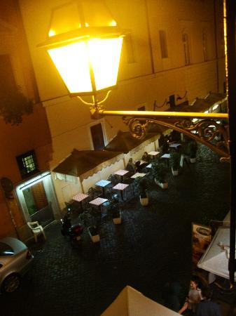 Bed & Breakfast Maggiore: Nice night view