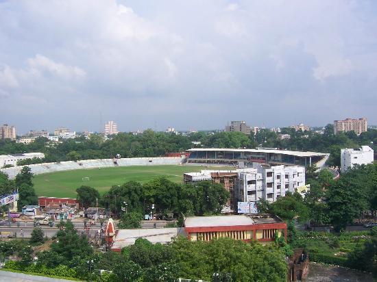 Open Air Restaurants In Lucknow