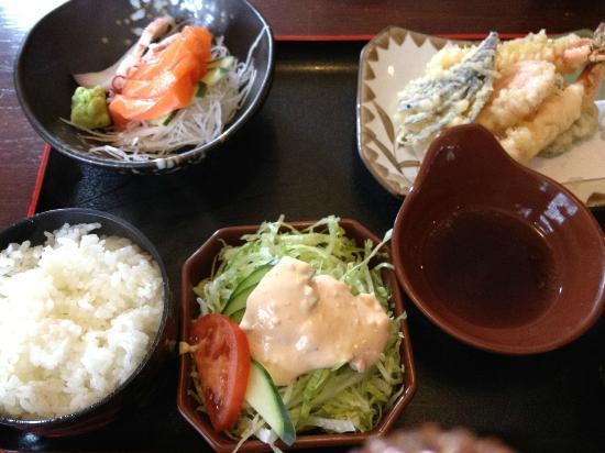 Ichiban: Sashimi Teishoku